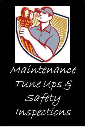 2014 Tune Ups Maintenance