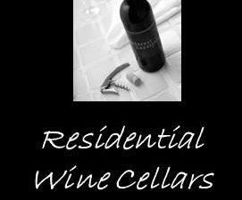 2014 Residential Wine Cellars