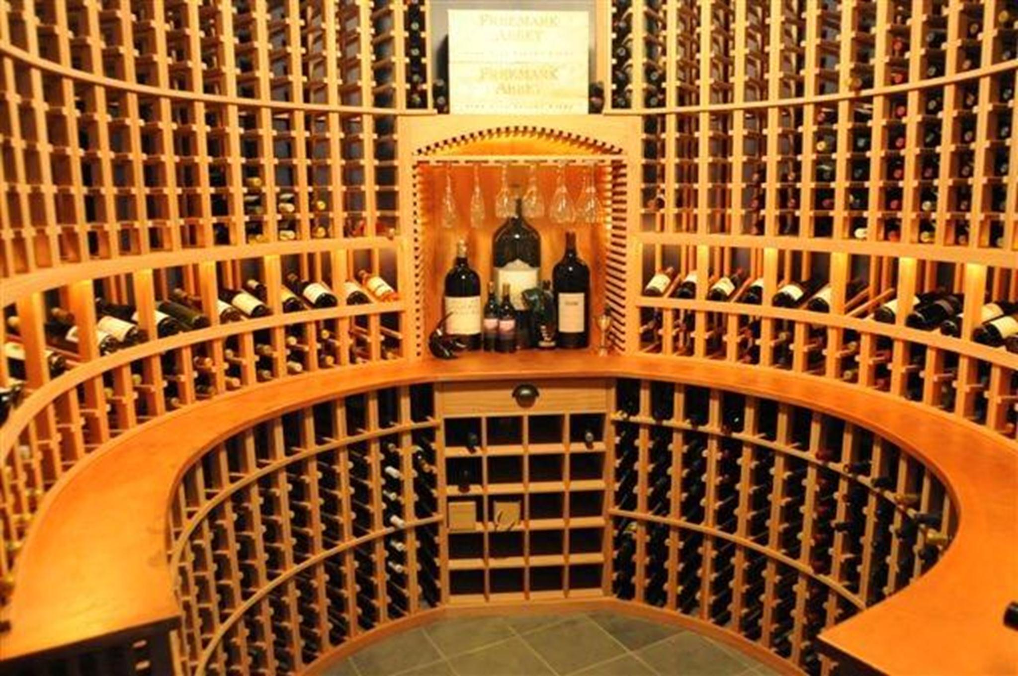 Wine cellar room 2