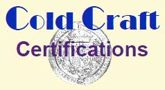 Certifications logo