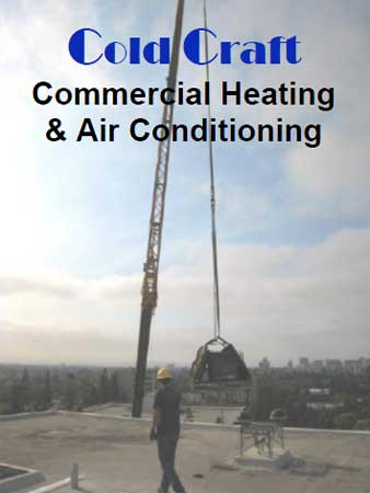 Cold Craft commercial heating and air conditioning logo
