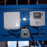 Solar system install