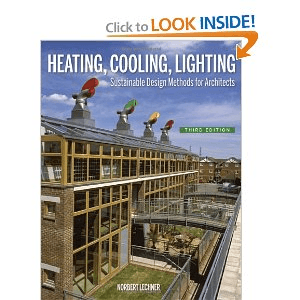 Your Resource For Sustainable Design in Heating, Cooling, Lighting