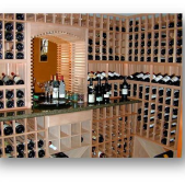 The Popularity of Home Wine Cellars