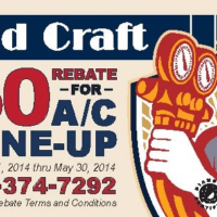 Cold Craft Fifty Dollar AC Tune-Up