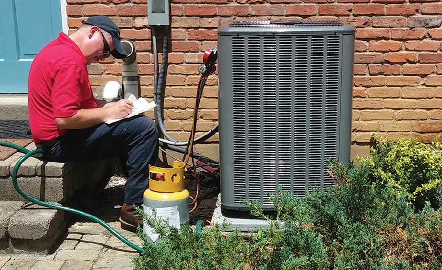 Cold Craft Services - HVAC system