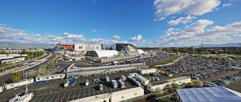 Super Sustainable Levi's Stadium Hosts Super Bowl