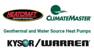 logos of refrigeration and heating companies