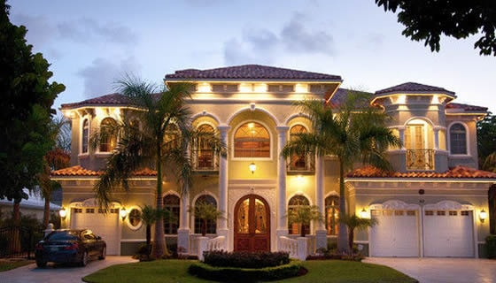 luxurious estate