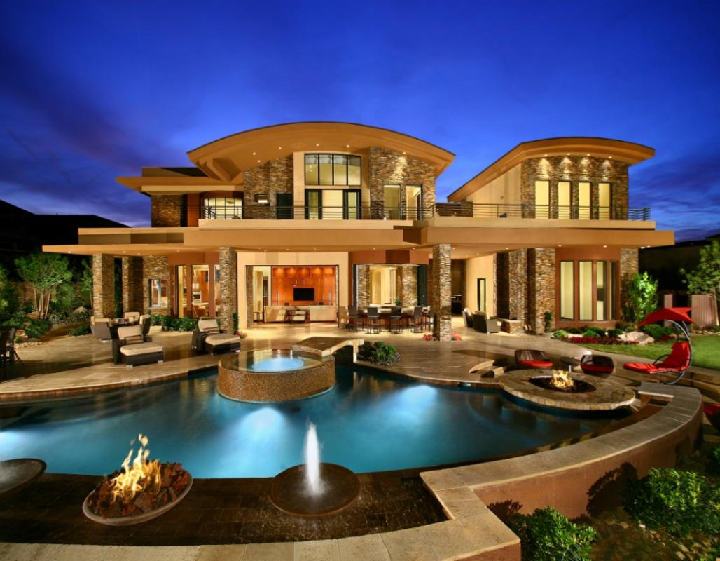 Cold Craft luxury home