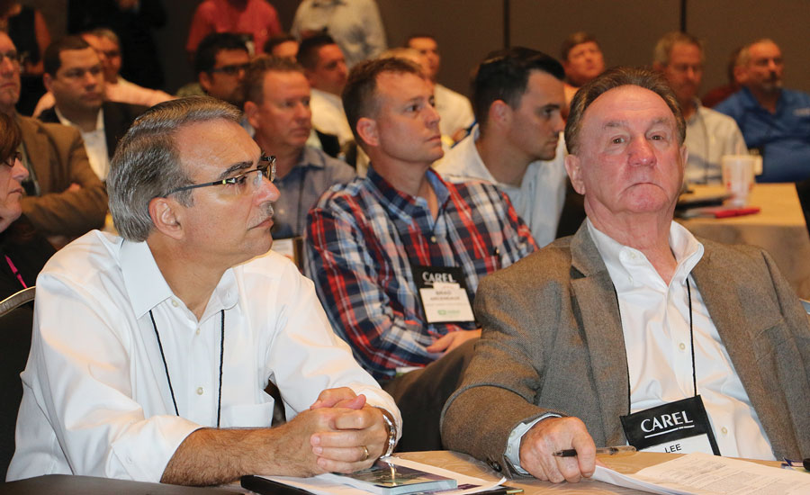Attendees at FMI's Energy & Store Development Conference
