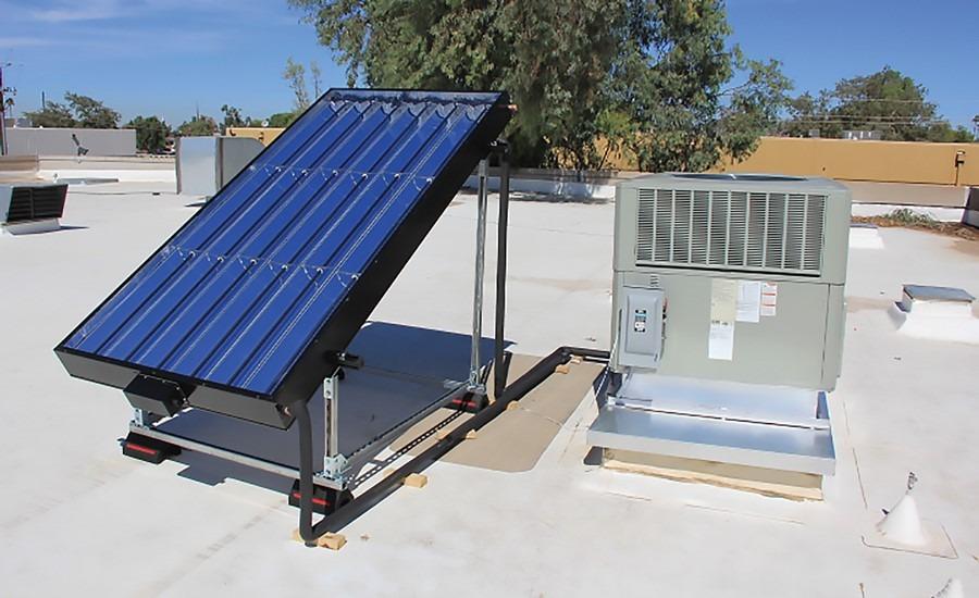 SunTrac Hybrid Climate System