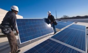 Geothermal, Solar Technologies Boost Commercial Building Performance