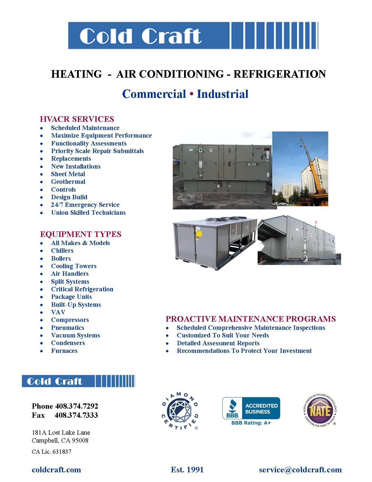 California Requirements for HVAC Installation on Homes